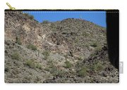 Family Of Saguaro Carry-all Pouch