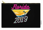 Family Vacation 2019 Florida Carry-all Pouch