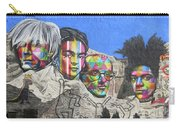 Famous Contemporary Artists Mural Carry-all Pouch