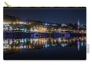 Fantastic Belgrade Night Reflection Carry-all Pouch
