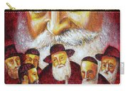 Farbrengen With The Rebbe Carry-all Pouch