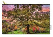 Farm In The Blue Ridge Smoky Mountains Carry-all Pouch