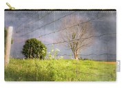 Farm Scene - A New Perspecitve Carry-all Pouch by Garvin Hunter