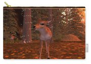 Fawns At Dawn Carry-all Pouch