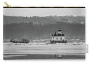 February Morning At Esopus Light Carry-all Pouch