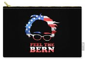 Feel The Bern Patriotic Carry-all Pouch