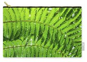Fern Carry-all Pouch by Nick Bywater