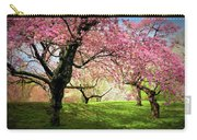 Cherry Orchard Afternoon Carry-all Pouch