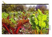 Field Of Chard Carry-all Pouch