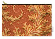 Fire Fern Carry-all Pouch