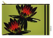 Fire Lilies Carry-all Pouch