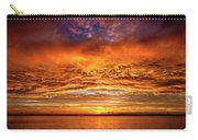 Fire Over Lake Eustis Carry-all Pouch