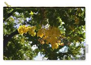 First Golden Leaves Carry-all Pouch