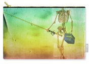 Fishing Man Carry-all Pouch