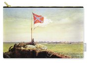 Flag Of Fort Sumter Carry-all Pouch