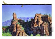 Flight Over Thumb Rock Carry-all Pouch