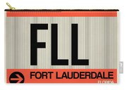 Fll Fort Lauderdale Luggage Tag I Carry-all Pouch