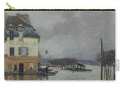 Flood At Port-marly, 1876 04 Carry-all Pouch