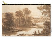Floodplain With Watering Place  C  Carry-all Pouch
