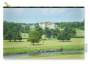 Floors Castle And River Tweed Carry-all Pouch