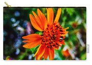 Floral Rush Hour Carry-all Pouch