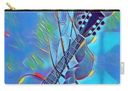 Flow Of Music Carry-all Pouch