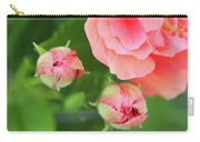 Flower Buds Rising Carry-all Pouch