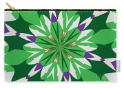 Flowers Number 25 Carry-all Pouch