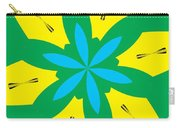 Flowers Number 36 Carry-all Pouch