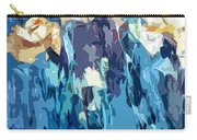 Flowery Appearance Carry-all Pouch