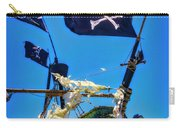 Flying The Pirates Colors Carry-all Pouch