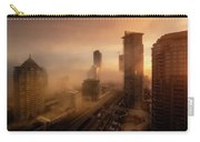 Foggy Day 2 Carry-all Pouch by Juan Contreras