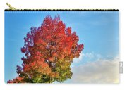 Foliage In Flanders Carry-all Pouch