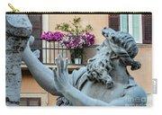 Fontana Dei Quattro Fiumi Carry-all Pouch