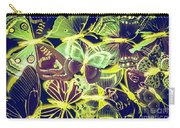 Forest Flutters Carry-all Pouch