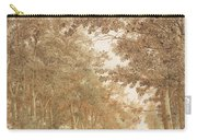 Forest Road Wi  Carry-all Pouch