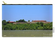 Fort Ticonderoga, From Lake Champlain. Carry-all Pouch