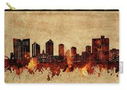 Fort Worth Skyline Vintage Carry-all Pouch