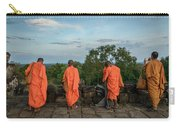 Four Monks And A Phone. Carry-all Pouch