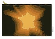 France Radiant Map 3 Carry-all Pouch