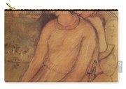 Francesca Da Rimini And Paolo Malatesta 1903 Carry-all Pouch