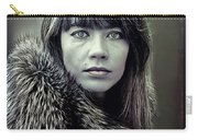 Francoise Hardy  Carry-all Pouch