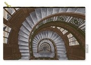 Frank Lloyd Wright - The Rookery Carry-all Pouch