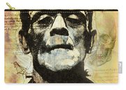 Frankenstein's Notebooks Carry-all Pouch