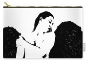 Frankie The Dark Angel Carry-all Pouch