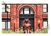 Freemason's Hall Historic Savannah Carry-all Pouch