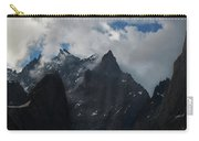 French Alps Region II Carry-all Pouch