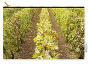 French Vineyards Of The Champagne Region Carry-all Pouch