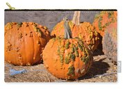 Fresh Butternut Pumpkins Carry-all Pouch