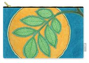 Full Moon, Leaves Carry-all Pouch